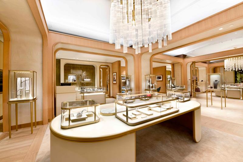 Бутик Cartier, Лондон